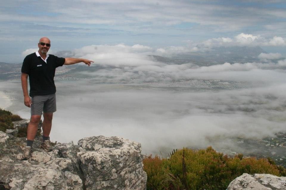 Herby Olschewski - Noordhoek - South Africa